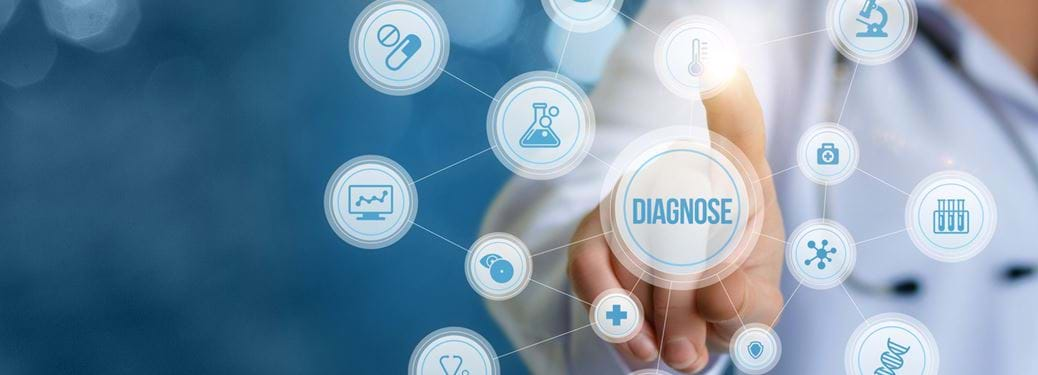 Diagnosis testing of patients. - Stock image - Istockphoto.com